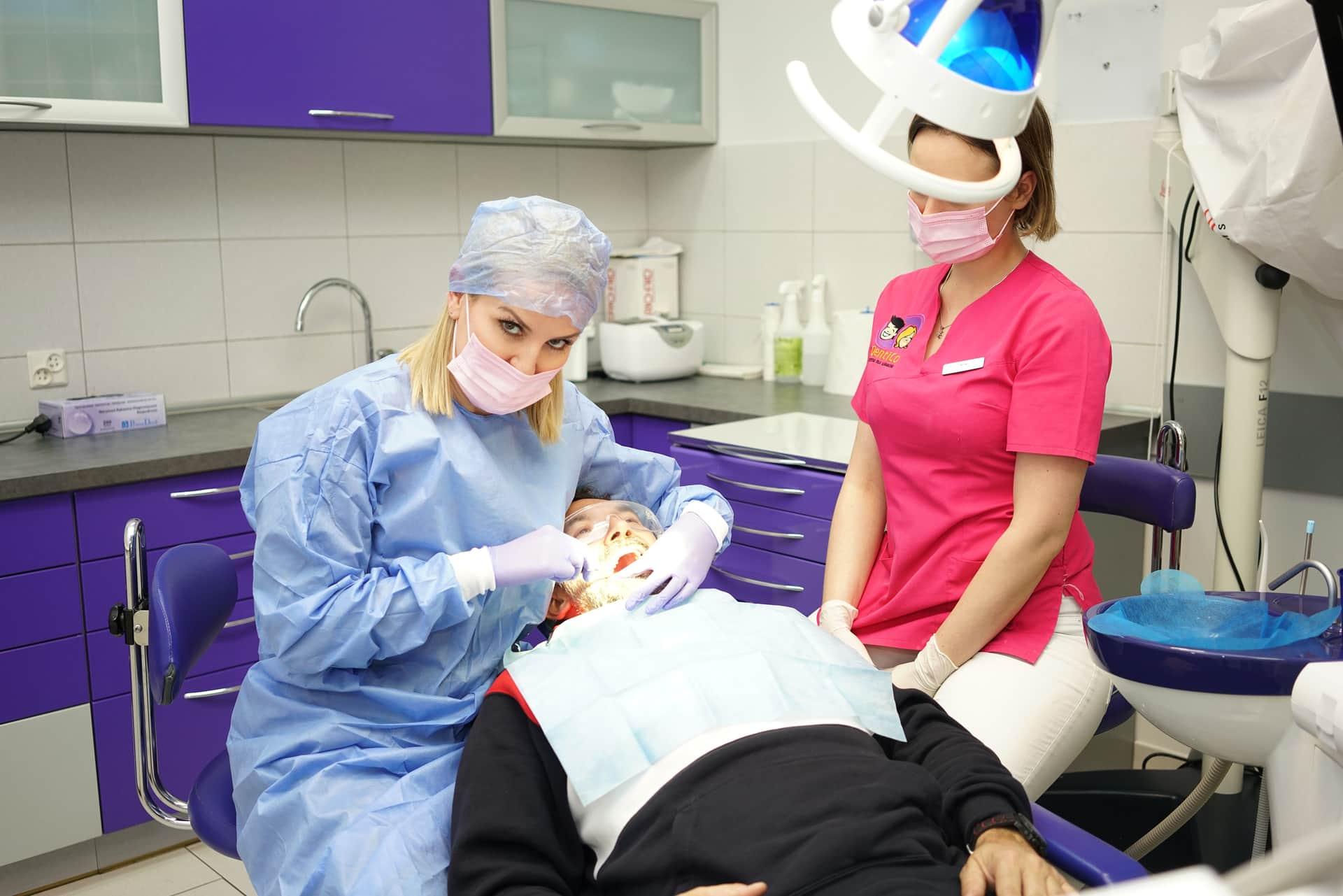 Pełen zakres leczenia chirurgicznego w DentiCO Stomatologia Chirurgia stomatologiczna Dentico gotdsc01700 3