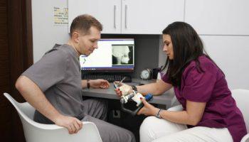 <span>lek. dent. Mateusz Borowy</span> Konsultacja Ortodoncja Dentico Gdańsk orto jowita 5