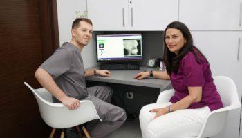 <span>dr n.med Tomasz Piekarz</span> Konsultacja Ortodoncja Dentico Gdańsk orto jowita 8