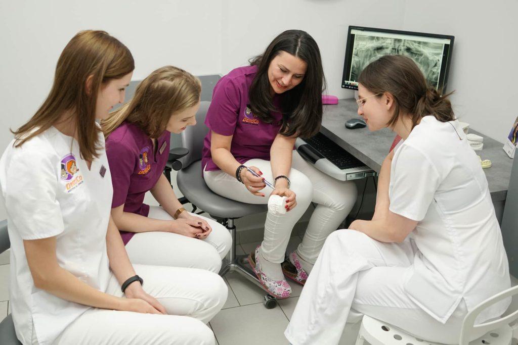 Bruksizm Konsultacje badanie zębów Dentico zesp     1
