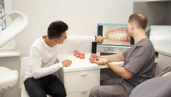 <span>dr n. med. Piotr Chomik</span> Ortodoncja Dentico zdsc01882 3