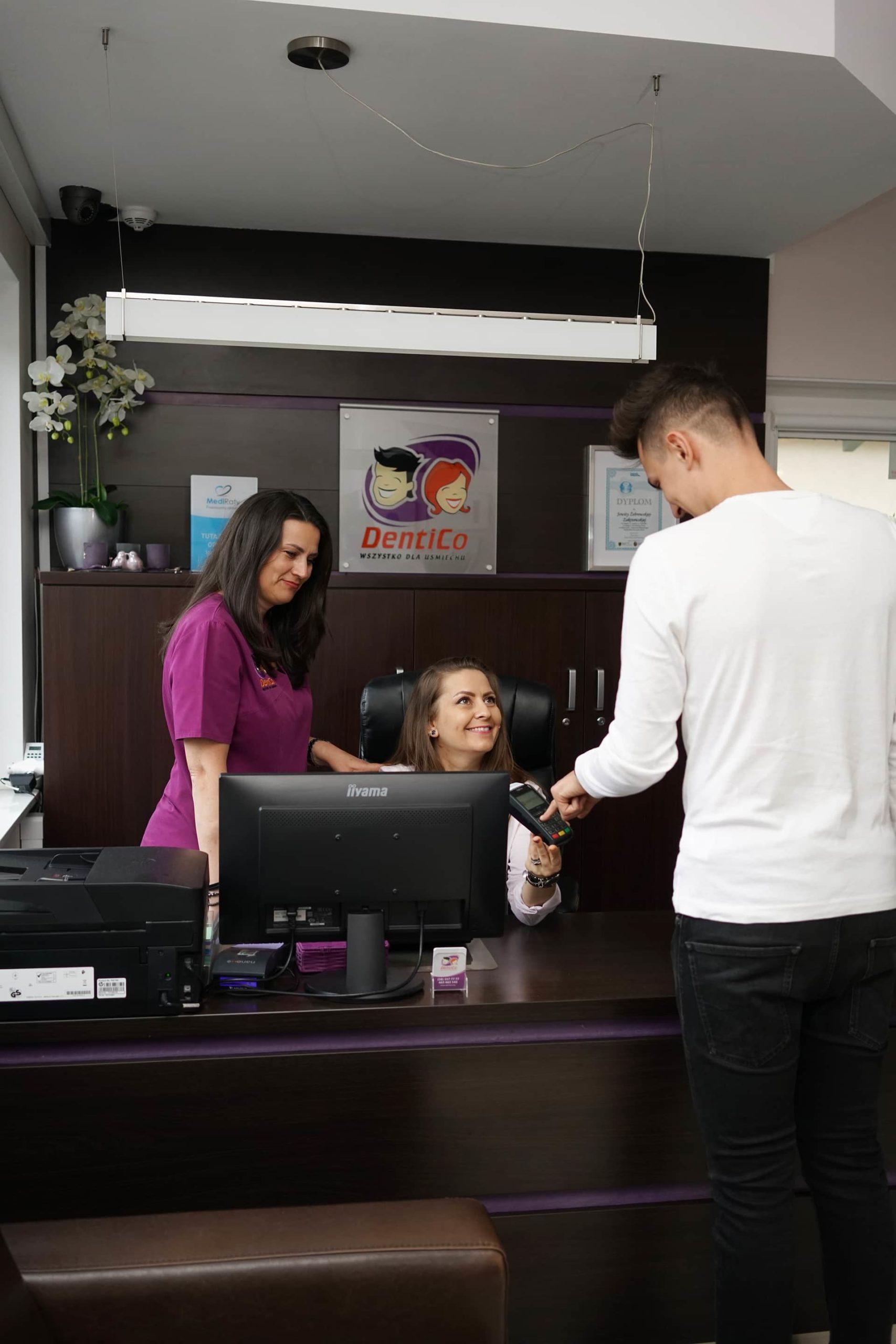 Finansowanie leczenia Rejestracja stomatolog Dentico zdsc02165 10 scaled