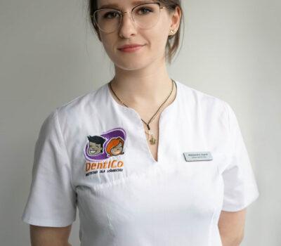 Stomatologia zachowawcza <span>Gdańsk</span> lek. stom. Aleksandra Jaglak