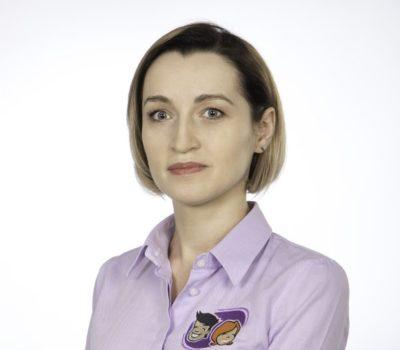 Poznaj zespół DentiCo Kamila Tuszkowska rejestratorka